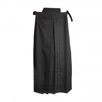 Black Hakama Aikido Pants