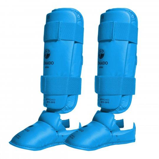 Guantillas azules homologadas Tokaido