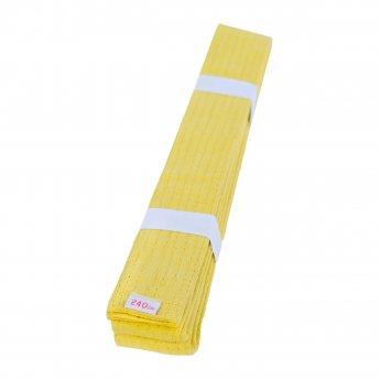Cinturón de Artes Marciales Amarillo