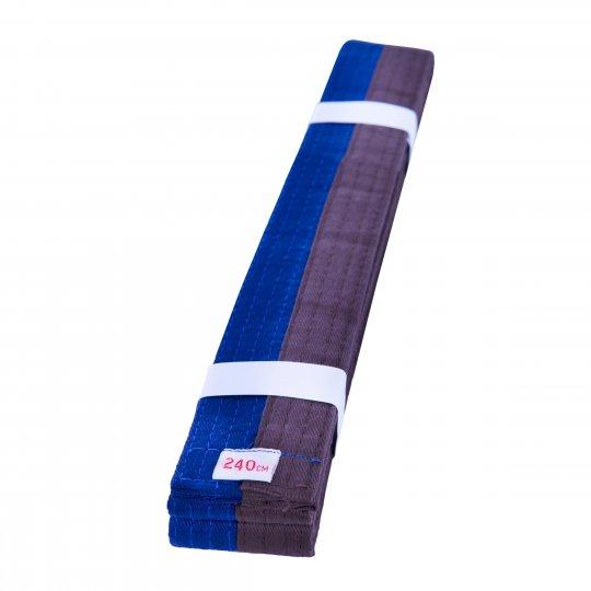 Cinturón de Artes Marciales Azul Marron