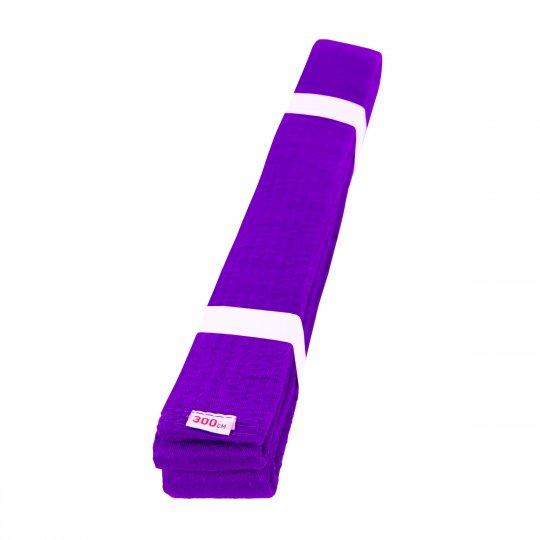 Cinturón de Artes Marciales Violeta