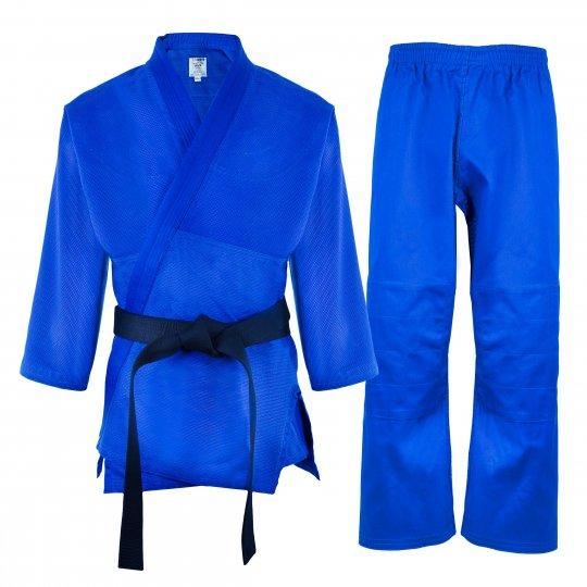 Kimono de judo Waza azul