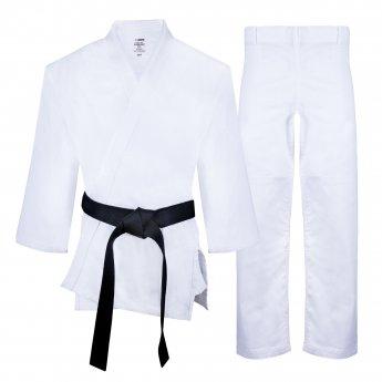 Kimono de judo Sankaku blanco