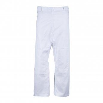 Pantalon Artes Marciales Reforzado Blanco