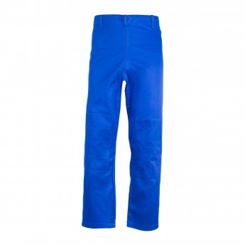 Pantalon Artes Marciales Reforzado Azul