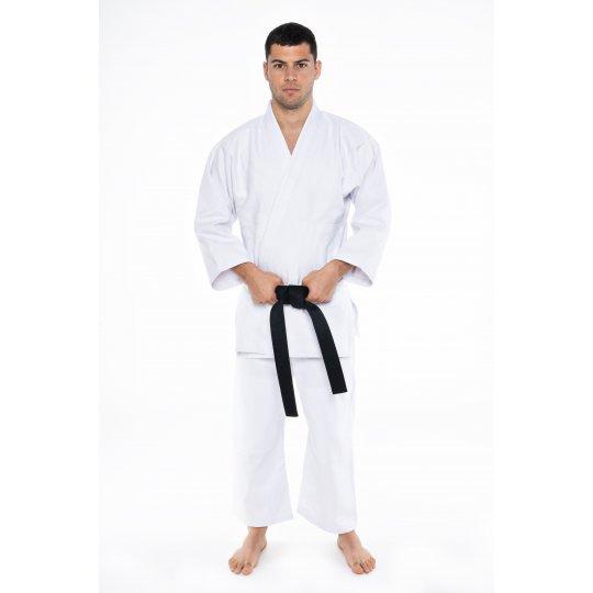 White Waza Judo Kimono