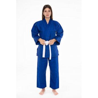 Judogi Waza azul