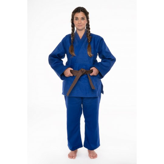 Judogi Shishei Azul