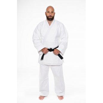 Judogi Sankaku blanco
