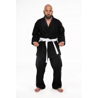 Black Super Karate Kimono