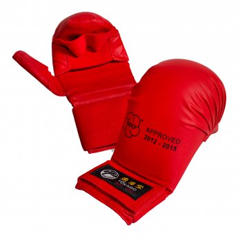 Approved Red Tokaido Mitts