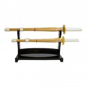 Two Holder Expositor with Two Mini-Shinai