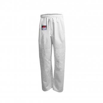 OUTLET Pantalones básicos blancos