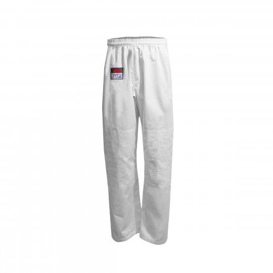 Pantalones básicos blancos