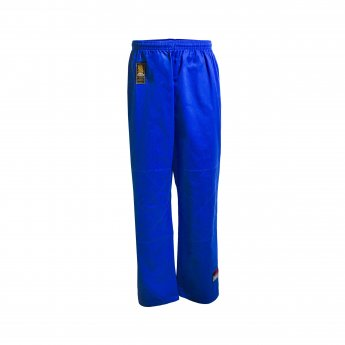 Blue Basic Pants