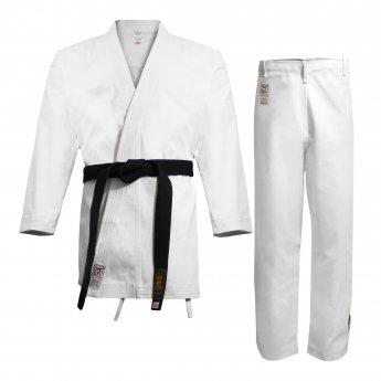 Cinto Negro Karate Kimono