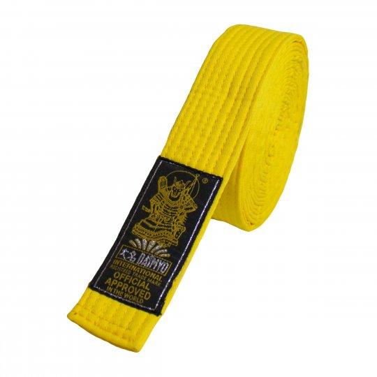 Cinturón amarillo