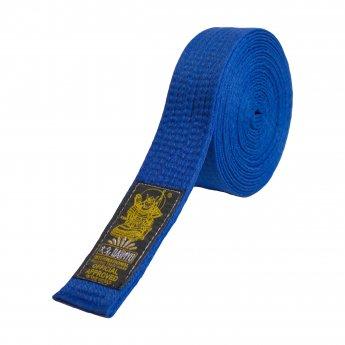 Cinturón azul