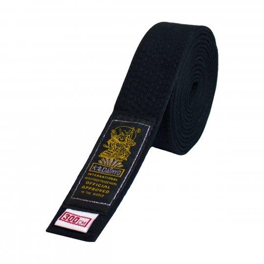 Cinturón negro
