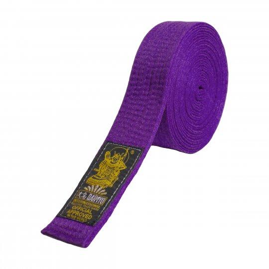 Cinturón violeta