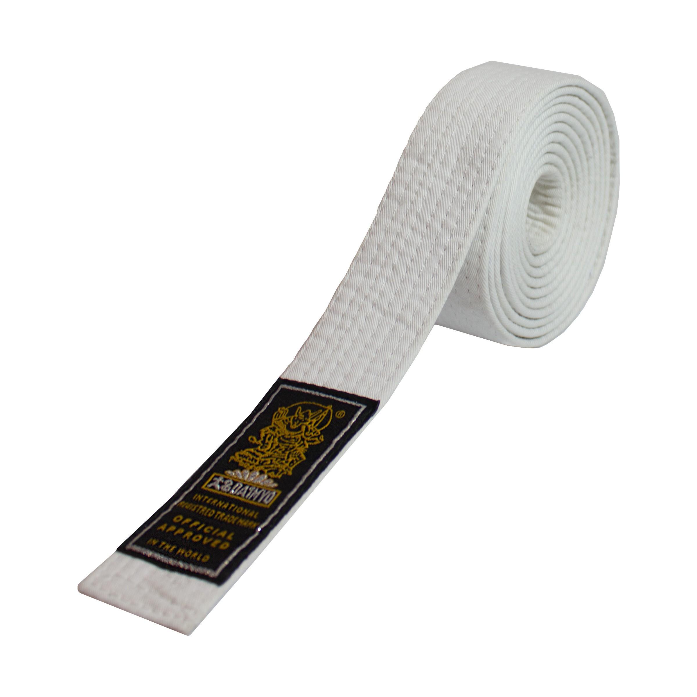 Cinturón de judo para lastrarse