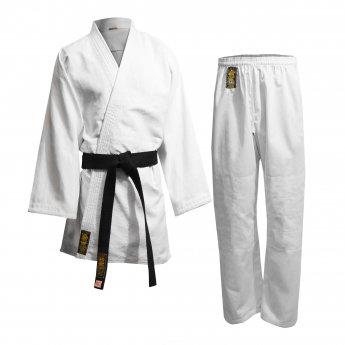 Uniforme de judo Waza blanco