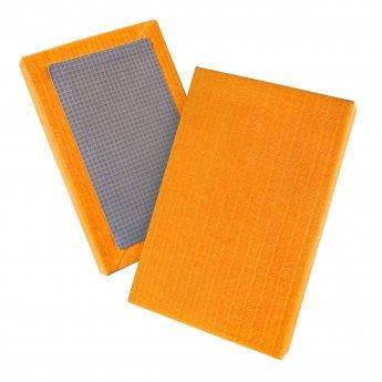 Tatami de judo de paja de arroz homologado naranja
