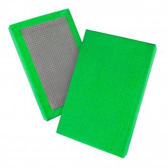 Tatami de judo homologado verde