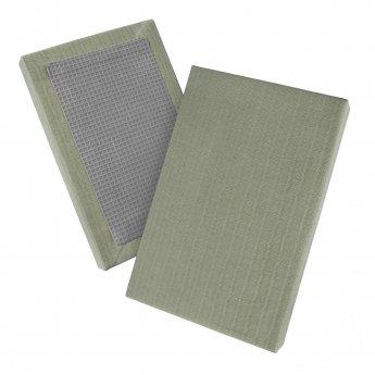 Tatami de judo verde grisáceo