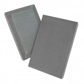 Tatami de judo de paja de arroz homologado gris