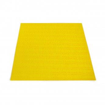 Lona de vinilo para tatami amarilla