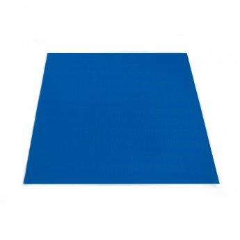 Lona de vinilo para tatami azul