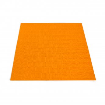 Orange Vinyl Canvas for Tatami