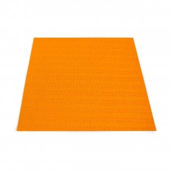 Orange Vinyl Canvas for Tatami