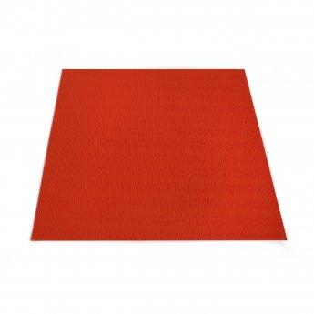 Lona de vinilo para tatami roja